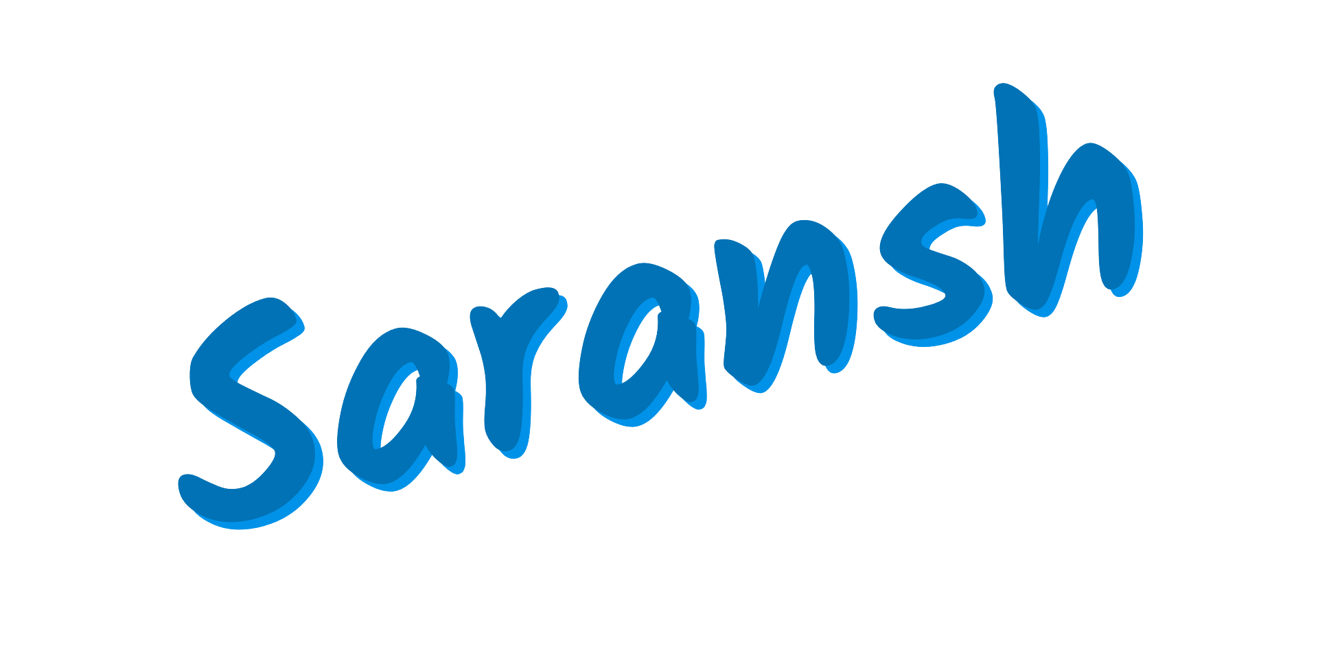 Saransh Blog